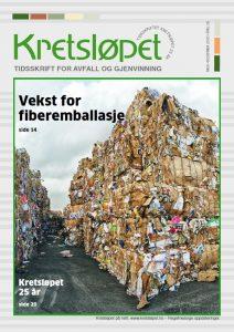 Kretsløpet, magasinet for avfallsbransjen / gjenvinningsbransjen